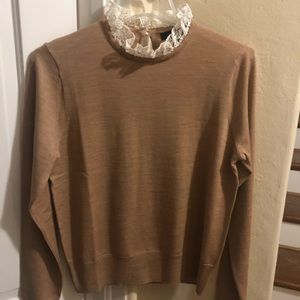 Never worn JCrew tippi sweater